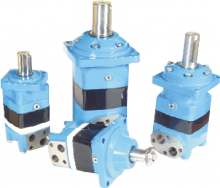 Heron Fluid Power orbital motors